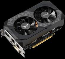 GK ASUS PCIe TUF-GTX1660-O6G-GAMING