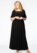 Dress long strass DOLCE 42/44 black