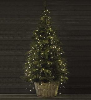 Markslöjd smart ljusskedja till julgran 5 slingor LED 280 ljus