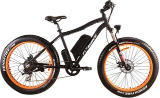 EAZbike® - Fatbike - Elektrisk sykkel med 500W motor