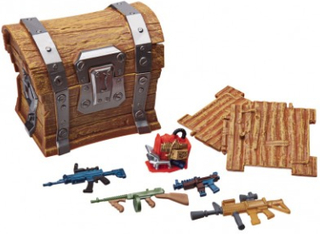 Fortnite: Loot Chest Assorted