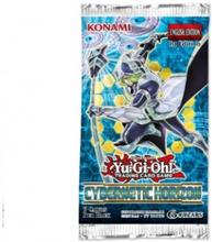 Yu-Gi-Oh! TCG Cybernetic Horizon Booster Pack 1st.