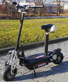 Elektrisk sparkesykkel - scooter 800W, 36V