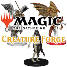 Magic Creature Forge Booster - 1 stk Overwhelming Swarm - Tilfeldig valgt