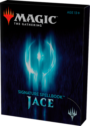 Magic Signature Spellbook Jace