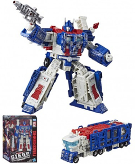 Transformers Generations Leader Class WFC-S13 Ultra Magnus Action Figure