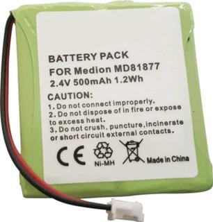 Beltrona TELSINUS201 TSinus-battery Batterier til trådls telefon Passer til: Amstrad, Audioline, Avaya, AVM, BT Verve, DeTeWe, GE, Gigaset, Medion, Ph