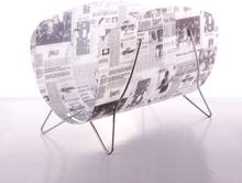 Tøff aviskurv