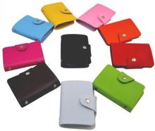 Korthållare, Plånbok, Kreditkort, 12-kort, Olika Färger