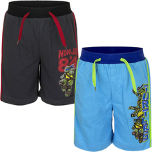Turtles Shorts i mjukt material