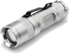 Briv Ficklampa V1 3W Cree XPE2-Silver