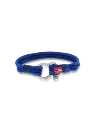 GD Maritim armbånd blå
