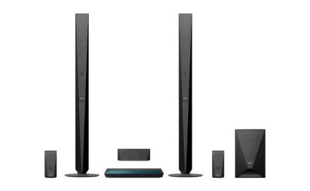 Sony BDV-E4100 5.1 hjemmekinoanlegg