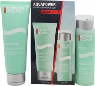Biotherm Homme Aquapower Presentset 40ml Cleansing Gel + 40ml Shower Gel + 20ml Aquapower Hydrating Face Cream