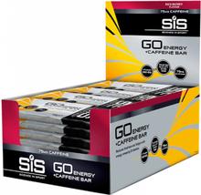 SiS GO Energy + Caffein Bar Box 30x40g Red Berry 2020 Näringstillskott & Paket