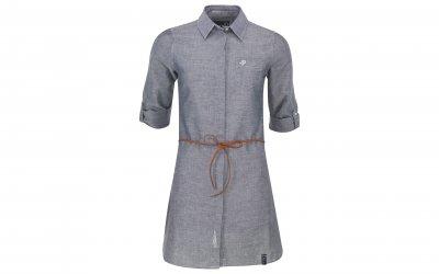 Pelle P W Linen Shirt Dress, Dark Navy (Storlek: S)