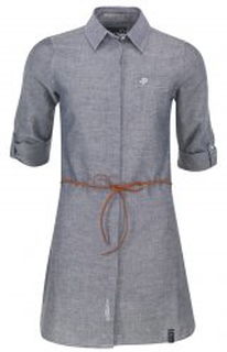 Pelle P W Linen Shirt Dress, Dark Navy (Storlek: S)