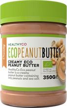 HealthyCo Eco Peanut Butter - MERK! Crunchy
