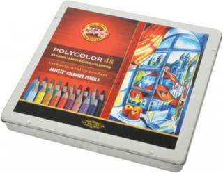 Koh-i-Noor Polycolor Artist – Sett 48stk