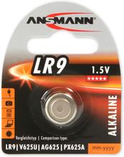 Akaline batteri LR9