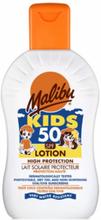 Malibu High Protection Kids Lotion SPF50 200 ml