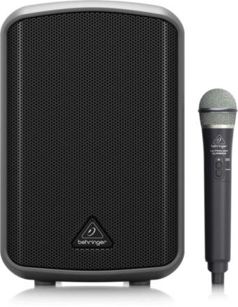 Behringer MPA100BT transportabelt anlegg m/ trådløs mikrofon