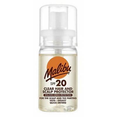 Malibu Sonnenschutz Haar & Kopfhaut Klar SPF 20 50 ml