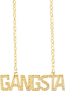 Gangsta - Gullfarget Smykke