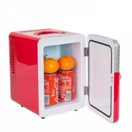 Vintage cooler retro mini kjøleskap 5L