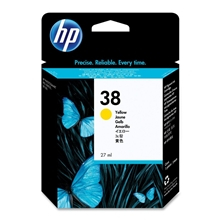 HP 38 Yellow - C9417A