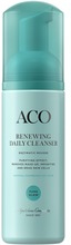 ACO Renewing Daily Cleanser Pure Glow. Hudneutralt pH. 150 ml