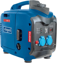 Scheppach Strømgenerator SG2000 2000W