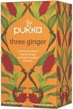 Te Three Ginger 20 pussia