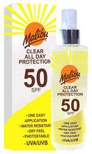 Malibu Clear All Day Sun Protection SPF50 250 ml
