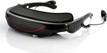 """Multimedia video briller 72"""" virtuell skjerm, 4GB og AV funksjon"""