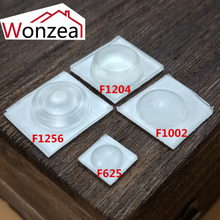 Cabinet Door Bumper of various size of silicone material for kitchen cabinet self-adhesive damper pad for door stopper