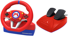 Hori Mario Kart Racing Wheel Pro Mini till Nintendo Switch (DEMO)