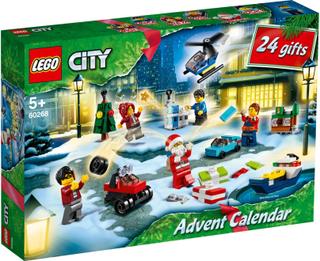 Lego® City Adventskalender 2020 60268