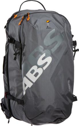 ABS s.LIGHT Compact Lavinerygsæk 30l grå 2018 Lavinerygsække
