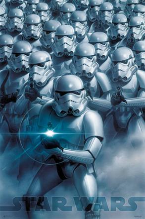STAR WARS plakat Stormtroopers - ToysRUs.dk