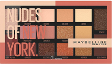 Nudes of New York Eyeshadow Palette - 16 g