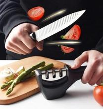 Eksklusiv knivsliper – 3 ulike slipetyper