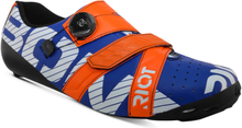 Bont Riot+ Road Shoes - EU 41 - Blue/Red