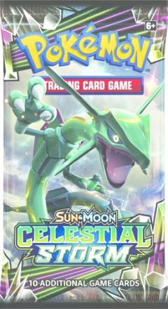 Pokémon Sun & Moon 7 booster - ToysRUs.dk