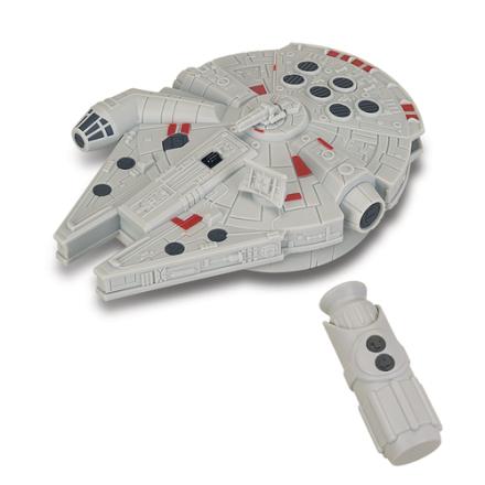 STAR WARS VII fjernstyret Millennium Falcon - ToysRUs.dk