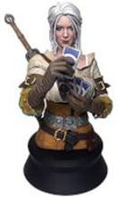 Dark Horse The Witcher 3: Wild Hunt Ciri Playing Gwent Bust