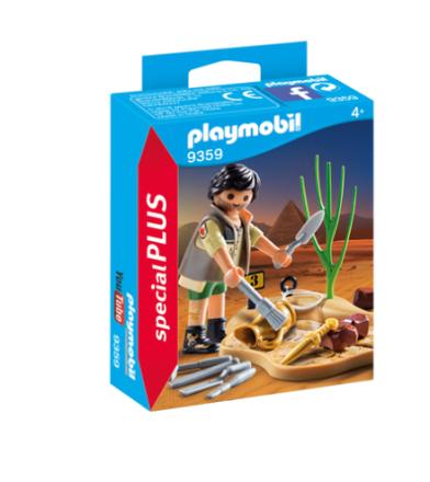 PLAYMOBIL 9359 arkæolog - ToysRUs.dk