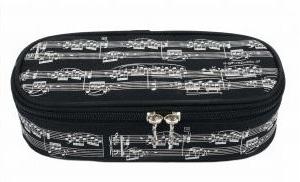 A-Gift-Republic Pencil Case Sheet Music Lux B.