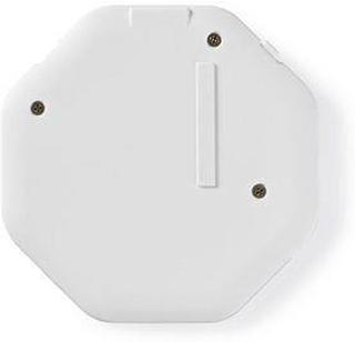 Nedis Tunn glaskrossdetektor med larm | Inbyggd siren