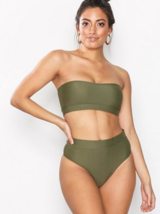 Truse - Olive NLY Beach One O One Bikini Panty